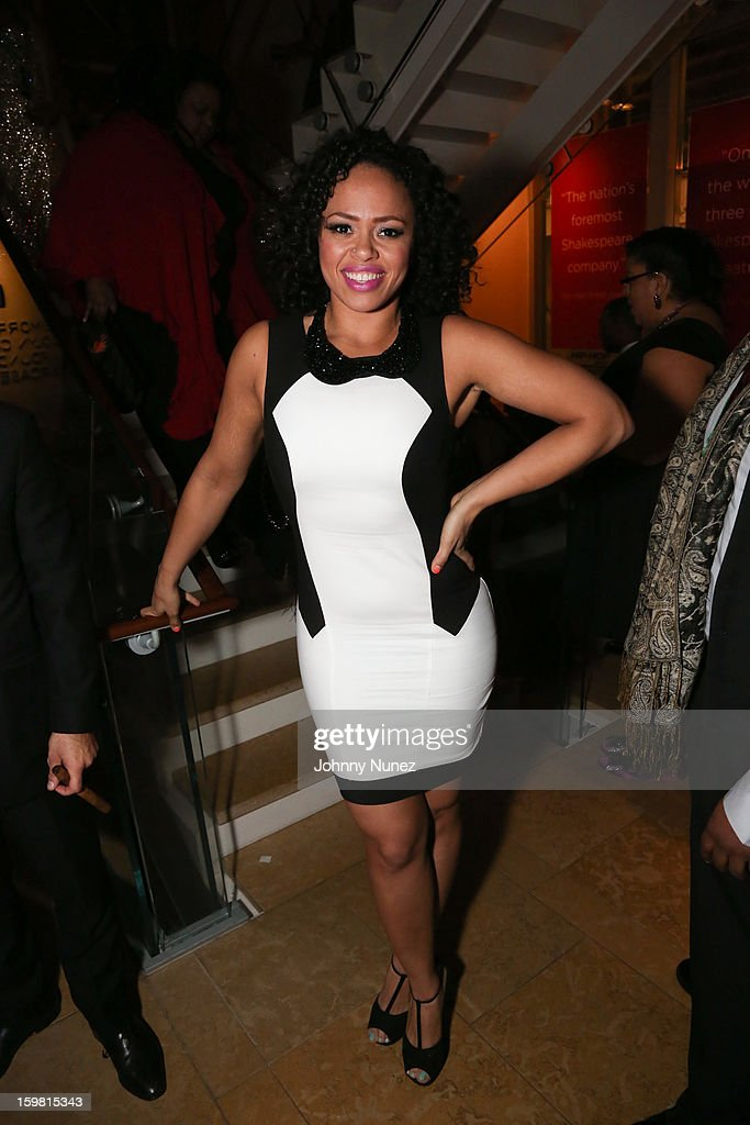 Elle Varner attends The Hip-Hop Inaugural Ball II at Harman Center for the Arts on January 20, 2013 in Washington, DC.