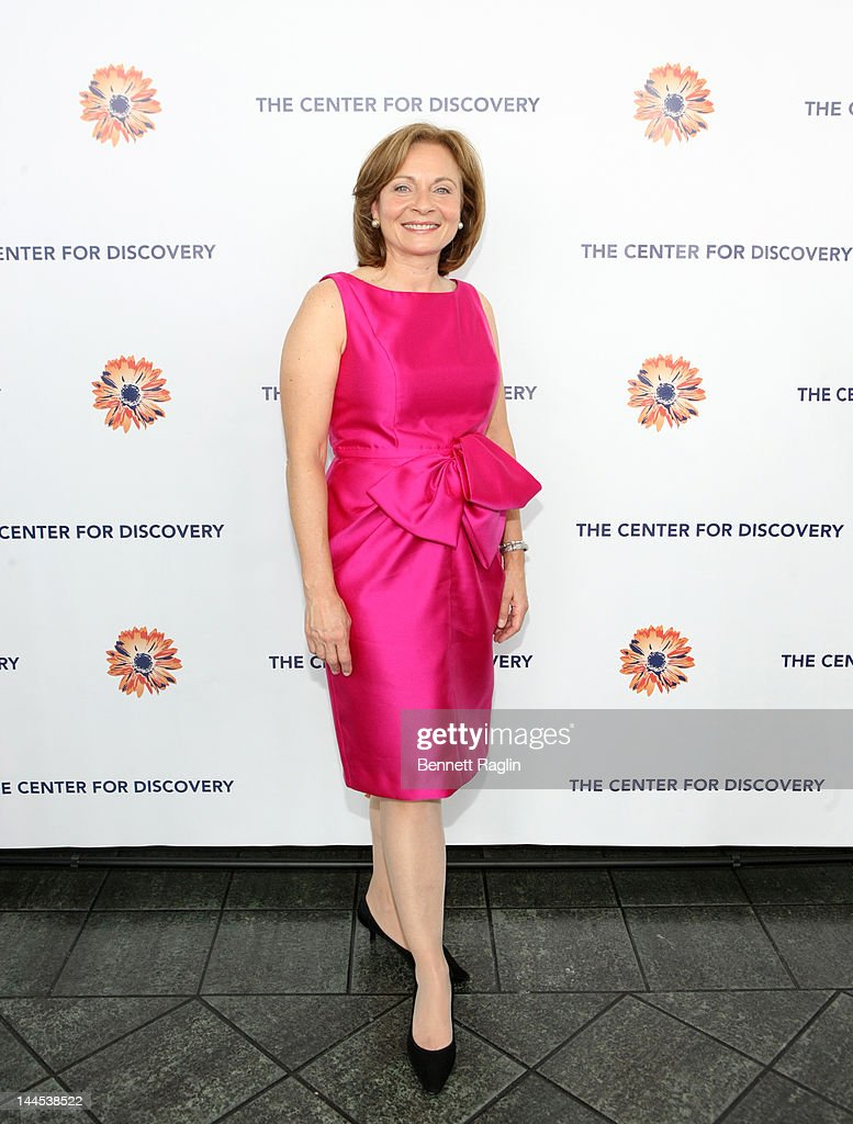 Ellen Alemany, Chairman and CEO, RBS Citizens Financial Group attend the 'Evening Of Discovery' Gala at Pier Sixty at Chelsea Piers on May 15, 2012 in New York City.