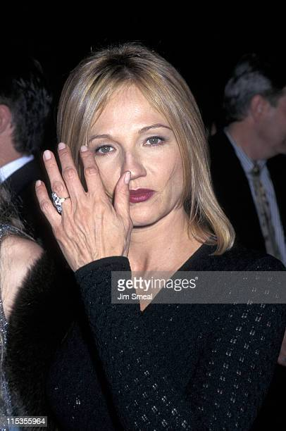 Ellen Barkin during Premiere of Oprah Winfrey's 'Before Women Had Wings' at Directors Guild in Los Angeles California United States