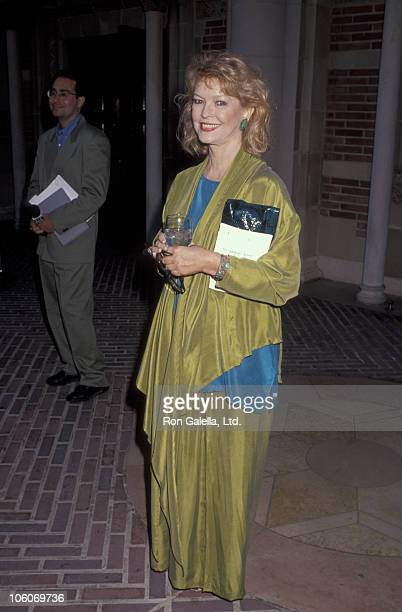 Ellen Burstyn during Hallmark Hall of Fame Awards at UCLA Royce Hall in Westwood California United States
