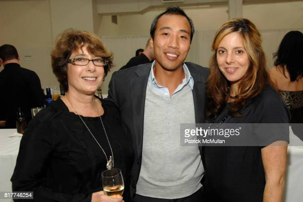 Ellen Cantrowitz Andy Kwon and Sarah Cantrowitz attend DRAWING GIFTS 7th Annual Benefit Auction for THE DRAWING CENTER at 548 West 22nd on October 6...