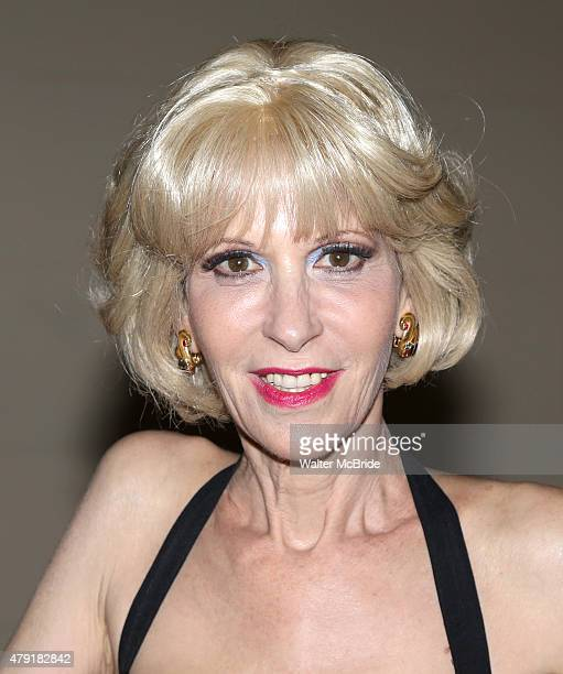 Ellen Greene attends the Opening Night After Party for the New York City Center Encores OffCenter production of 'Little Shop of Horrors' at City...
