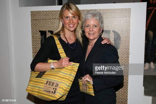 Ellen Gustafson and Christine Nevin attend LORD TAYLOR Mother/Daughter Tea for FEED with LAUREN BUSH and ELLEN GUSTAFSON at Lord Taylor on May 7 2010...