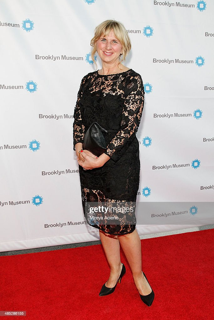 Ellen Hamilton attends the Brooklyn Museum's 4th annual Brooklyn Artists Ball on April 16, 2014 in the Brooklyn borough of New York City.