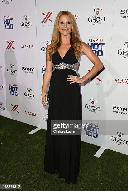 Ellen Hollman arrives for Maxim's Hot 100 Celebration on May 15 2013 in Hollywood California