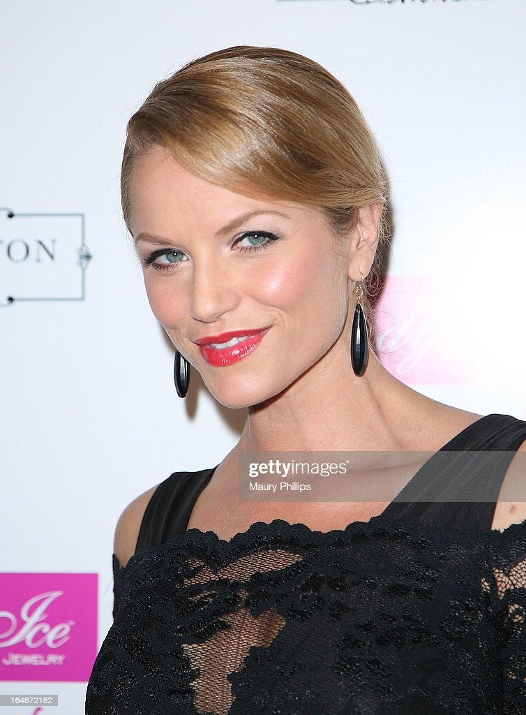 Ellen Hollman attends Fire & Ice Gala Benefiting Fresh2o at Lexington Social House on March 28, 2013 in Hollywood, California.