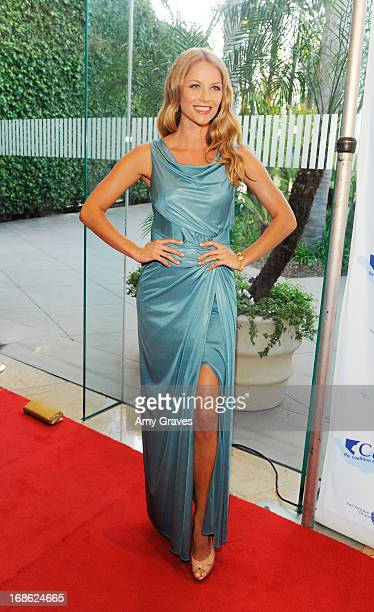 Ellen Hollman attends the CARRY Foundation's 7th Annual 'Shall We Dance' Gala at The Beverly Hilton Hotel on May 11 2013 in Beverly Hills California