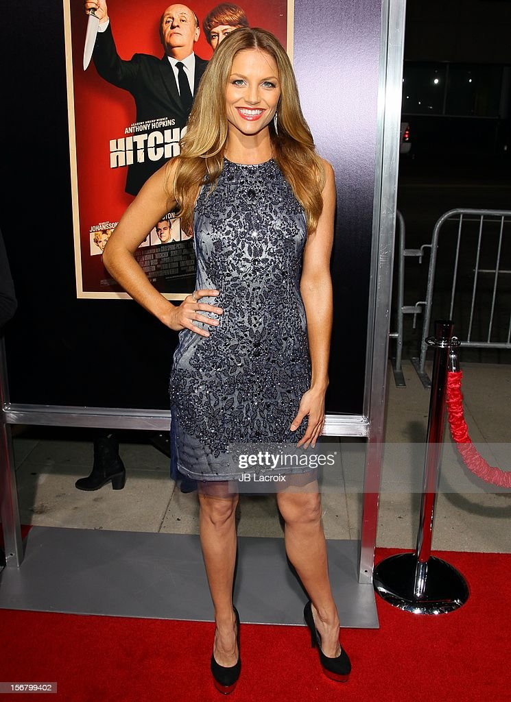 Ellen Hollman attends the 'Hitchcock' - Los Angeles Premiere at the Academy of Motion Picture Arts and Sciences on November 20, 2012 in Beverly Hills, California.