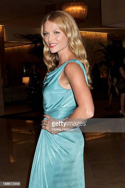 Ellen Hollman attends the 'Shall We Dance' annual gala for the coalition for atrisk youth at The Beverly Hilton Hotel on May 11 2013 in Beverly Hills...