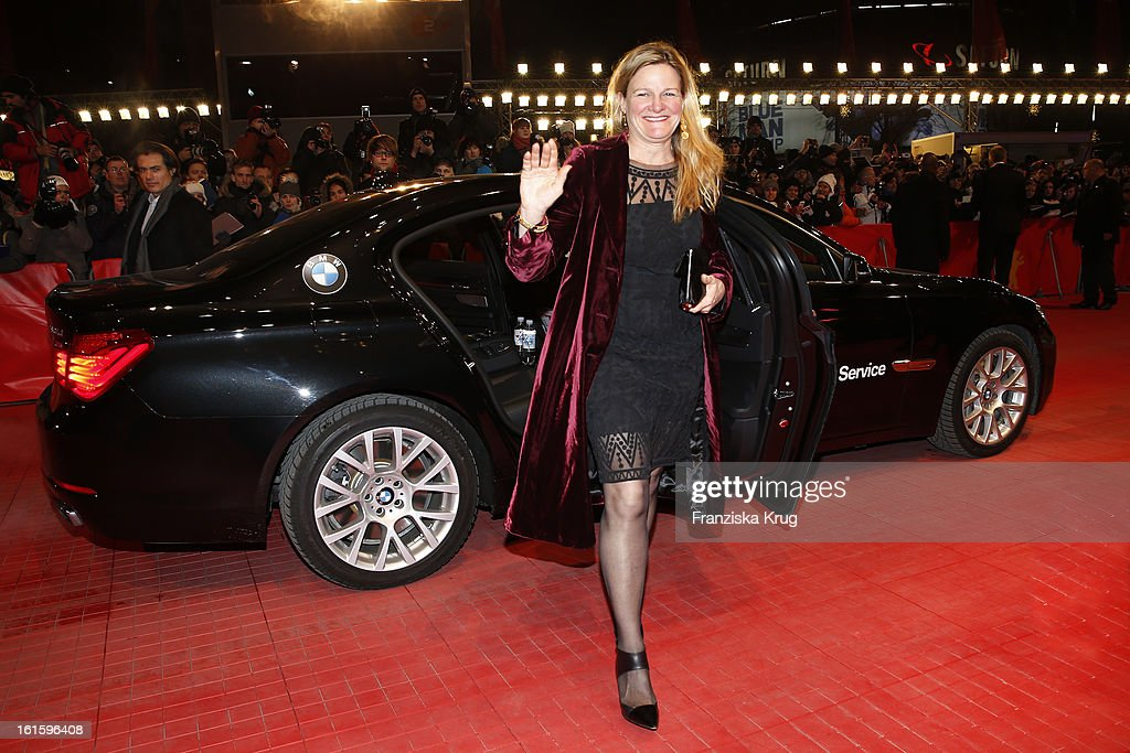 <a gi-track='captionPersonalityLinkClicked' href=/galleries/search?phrase=Ellen+Kuras&family=editorial&specificpeople=243051 ng-click='$event.stopPropagation()'>Ellen Kuras</a> attends 'Side Effects' Premiere - BMW at the 63rd Berlinale International Film Festival at Berlinale Palast on February 12, 2013 in Berlin, Germany.