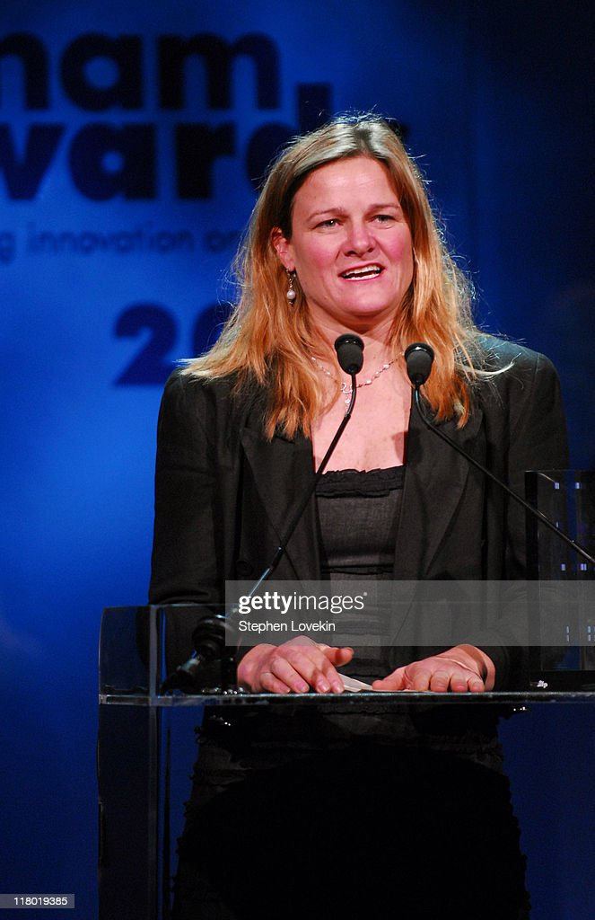 <a gi-track='captionPersonalityLinkClicked' href=/galleries/search?phrase=Ellen+Kuras&family=editorial&specificpeople=243051 ng-click='$event.stopPropagation()'>Ellen Kuras</a> during IFP's 16th Annual Gotham Awards - Show at Pier 60 - Chelsea Piers in New York City, New York, United States.