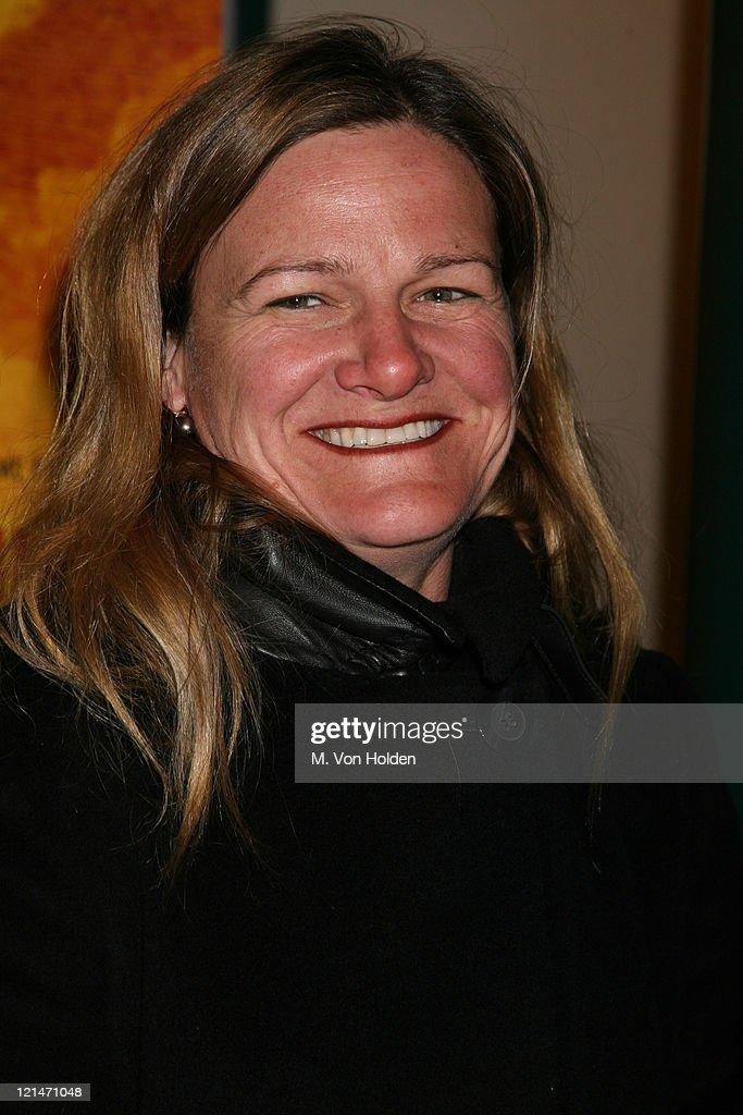 Ellen Kuras during Special Screening of ' Neil Young Heart of Gold' New York City at Walter Reade Theater in New York City New York United States