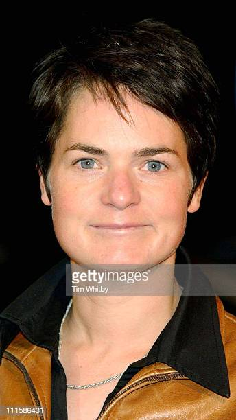 Ellen MacArthur during 2005 BBC Sports Personality of the Year at BBC Television Centre in London Great Britain