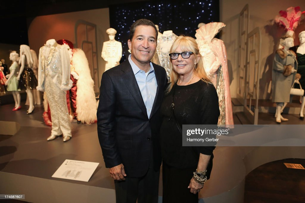 Ellen Mirojnick and Bruce Rosenblum attend The Academy Of Television Arts & Sciences' Costume Design & Supervision Peer Group 65th Primetime Emmy Awards Nominee Reception on July 27, 2013 in Los Angeles, CA.