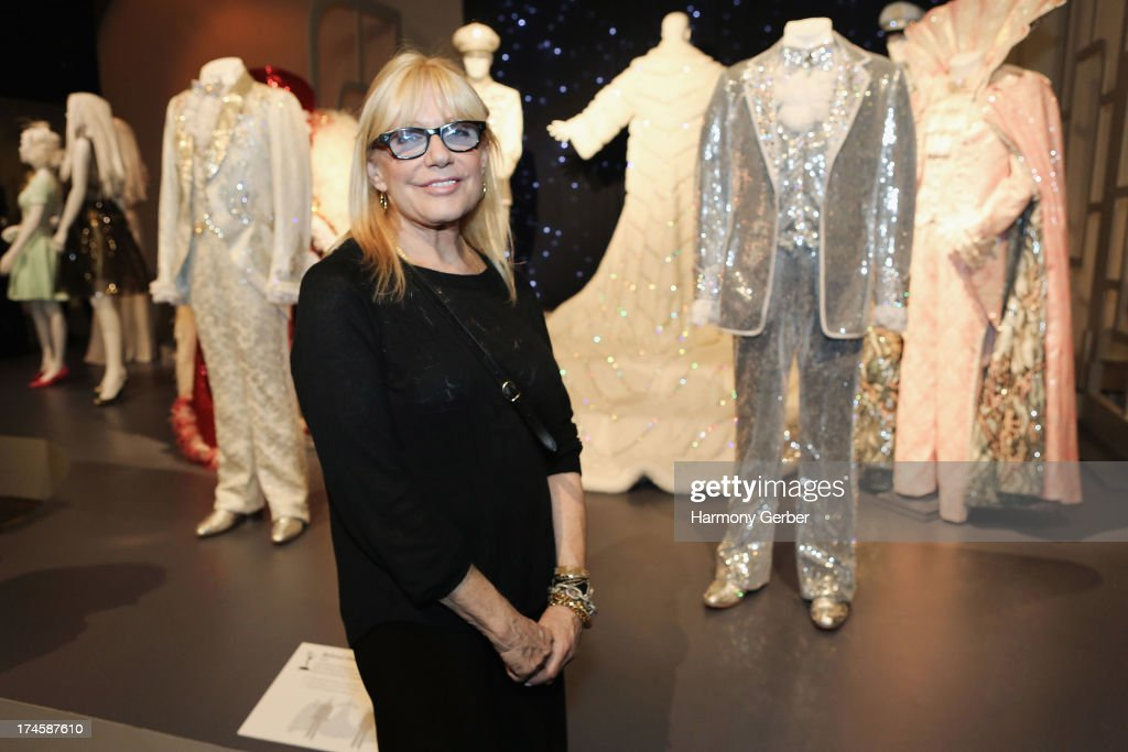 Ellen Mirojnick attends The Academy Of Television Arts & Sciences' Costume Design & Supervision Peer Group 65th Primetime Emmy Awards Nominee Reception on July 27, 2013 in Los Angeles, CA.