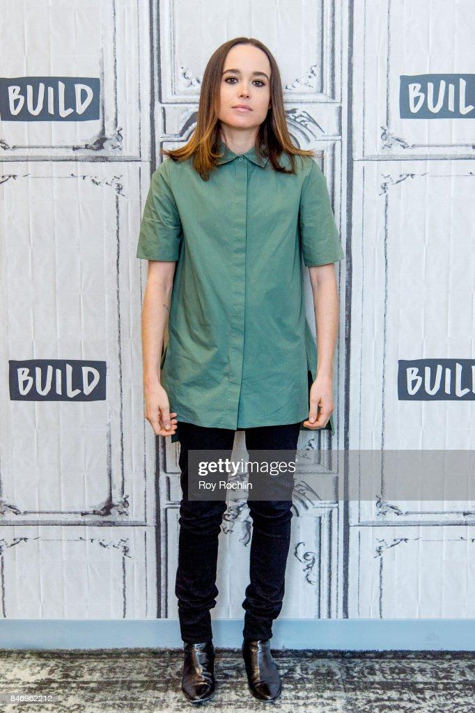 "Build Presents Ellen Page Discussing ""Flatliners"""