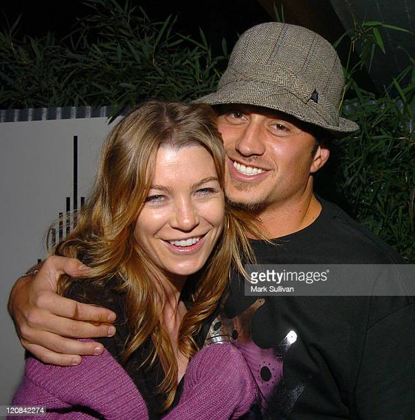 Ellen Pompeo and Michael Sherman Empire State Clothing