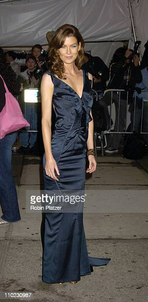 Ellen Pompeo during The Costume Institute's Gala Celebrating 'Chanel' at The Metropolitan Museum of Art in New York City New York United States