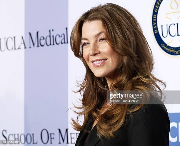 Ellen Pompeo during The Millennium Ball 2006 Fundraiser to Benefit Ronald Reagan UCLA Medical Center Arrivals at Ronald Reagan UCLA Medical Center in...