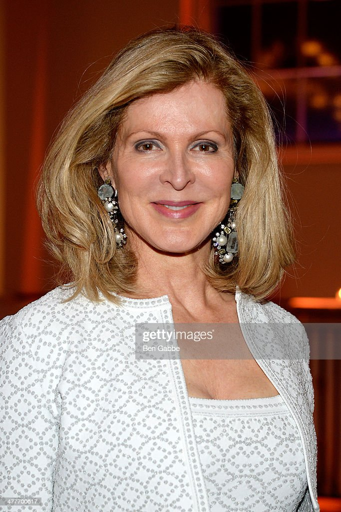Ellen Scarborough attends the New York School Of Interior Design 2014 Benefit Dinner at 583 Park Avenue on March 10, 2014 in New York City.