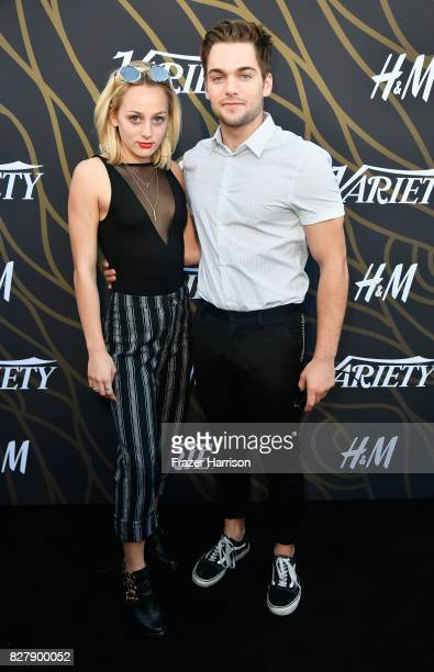 Ellery Sprayberry and Dylan Sprayberry attend Variety Power of Young Hollywood at TAO Hollywood on August 8 2017 in Los Angeles California