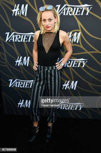 Ellery Sprayberry attends Variety Power of Young Hollywood at TAO Hollywood on August 8 2017 in Los Angeles California