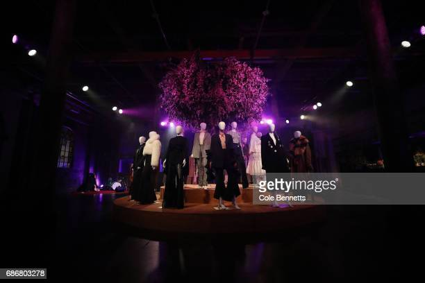 Ellery X Etihad Airways 10YRS event at MercedesBenz Fashion Week Resort 18 Collections at the Elston Room Carriageworks on May 17 2017 in Sydney...