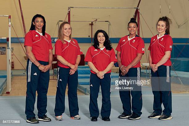 Ellie Downie Amy Tinkler Claudia Fragapane Becky Downie and Ruby Harrold are selected for the women's artistic gymnastic team to represent Team GB at...