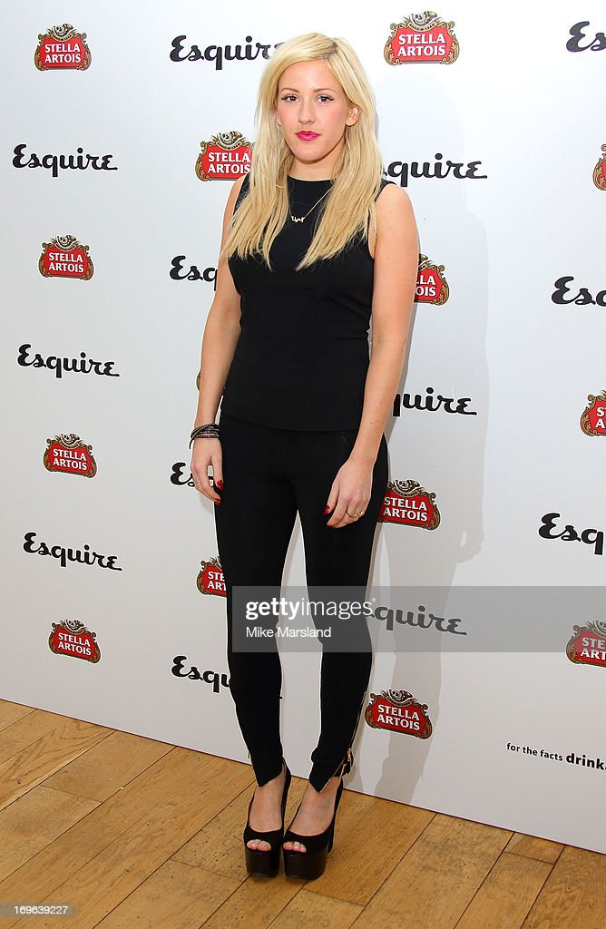Ellie Goulding attends Esquire magazine's summer party at Somerset House on May 29, 2013 in London, England.