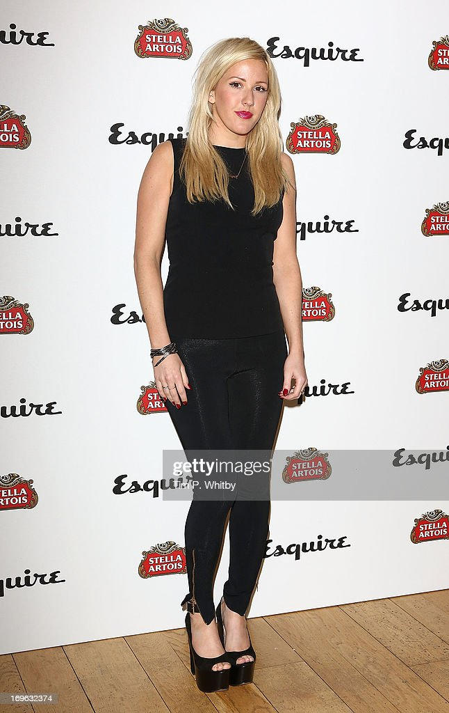 Ellie Goulding attends Esquire's first summer party at Somerset House on May 29, 2013 in London, England.