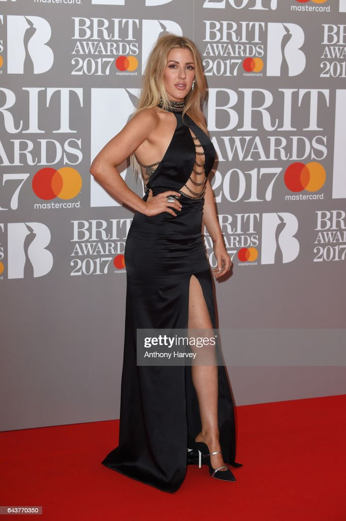 ellie-goulding-attends-the-brit-awards-2017-at-the-o2-arena-on-22-picture-id643770350