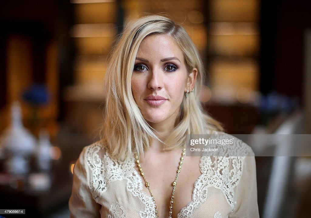 <a gi-track='captionPersonalityLinkClicked' href=/galleries/search?phrase=Ellie+Goulding&family=editorial&specificpeople=6389309 ng-click='$event.stopPropagation()'>Ellie Goulding</a> attends the celebration of Marriott International's and Universal Music Group's global marketing partnership, at the St Pancras Renaissance Hotel on June 30, 2015 in London, England.