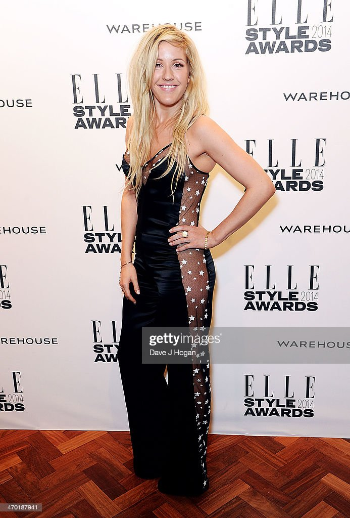 <a gi-track='captionPersonalityLinkClicked' href=/galleries/search?phrase=Ellie+Goulding&family=editorial&specificpeople=6389309 ng-click='$event.stopPropagation()'>Ellie Goulding</a> attends the Elle Style Awards 2014 at one Embankment on February 18, 2014 in London, England.
