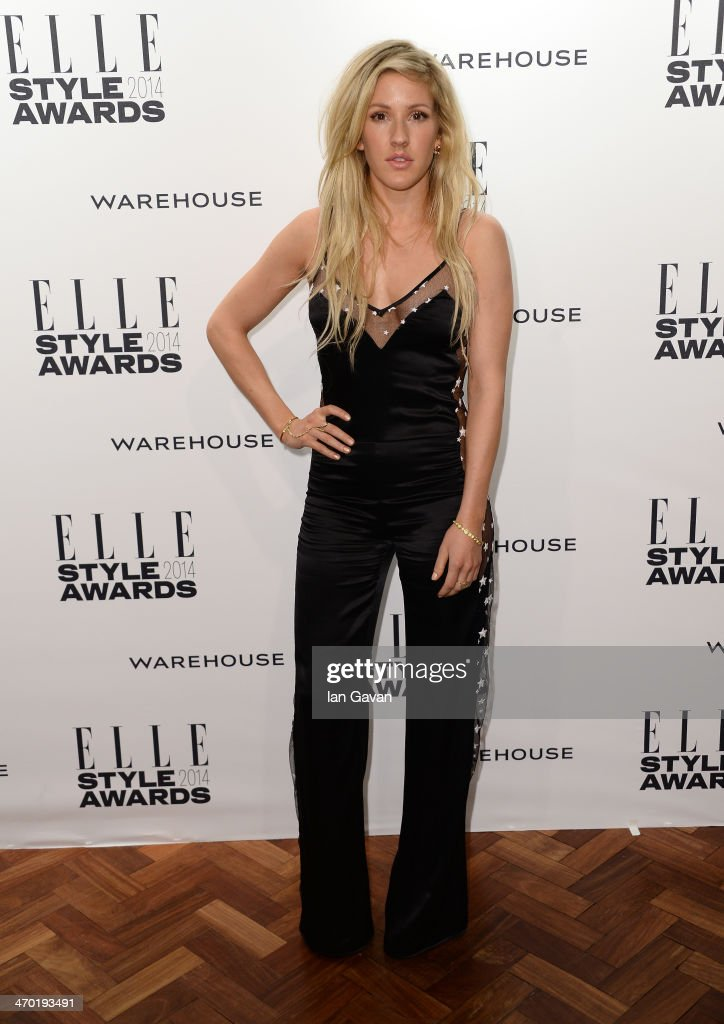 <a gi-track='captionPersonalityLinkClicked' href=/galleries/search?phrase=Ellie+Goulding&family=editorial&specificpeople=6389309 ng-click='$event.stopPropagation()'>Ellie Goulding</a> attends the Elle Style Awards 2014 at one Embankment on February 18, 2014 in London, England.>>