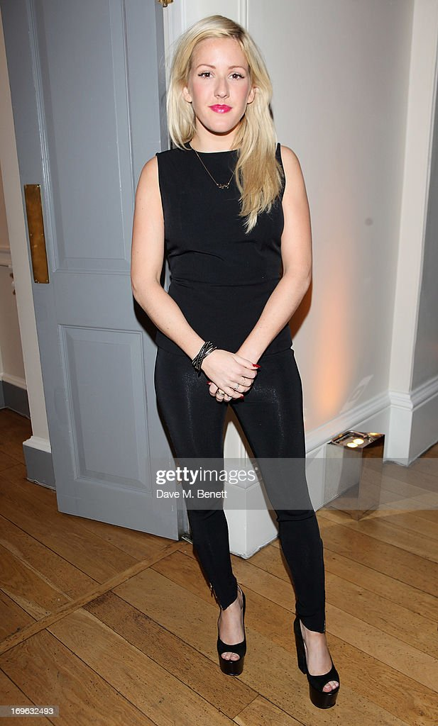 <a gi-track='captionPersonalityLinkClicked' href=/galleries/search?phrase=Ellie+Goulding&family=editorial&specificpeople=6389309 ng-click='$event.stopPropagation()'>Ellie Goulding</a> attends the Esquire Summer Party in association with Stella Artois at Somerset House on May 29, 2013 in London, England.