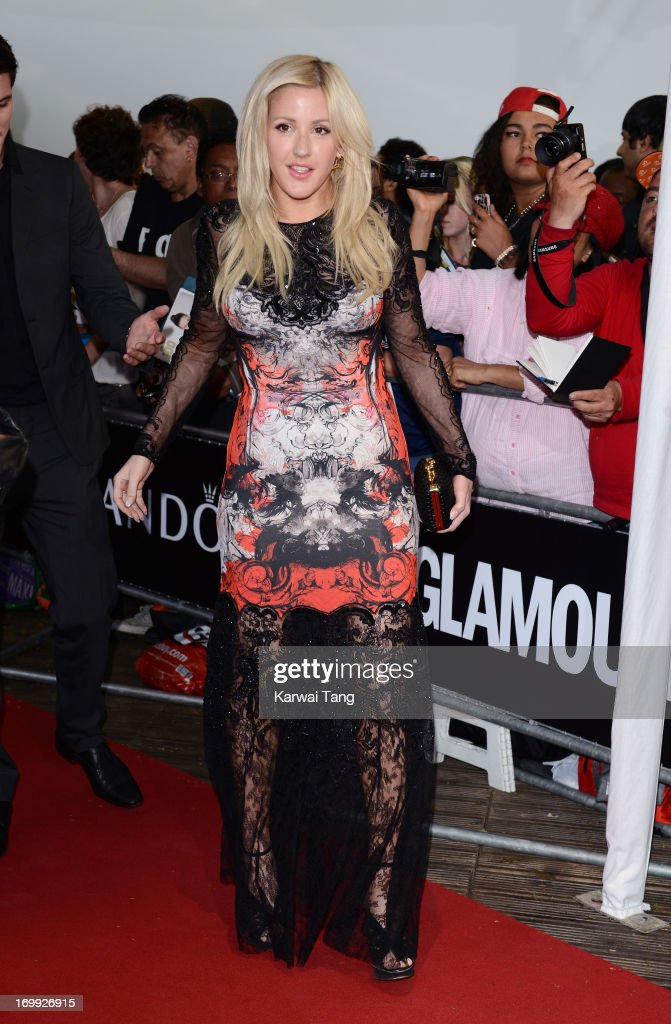 Ellie Goulding attends the Glamour Women of the Year Awards 2013 at Berkeley Square Gardens on June 4, 2013 in London, England.