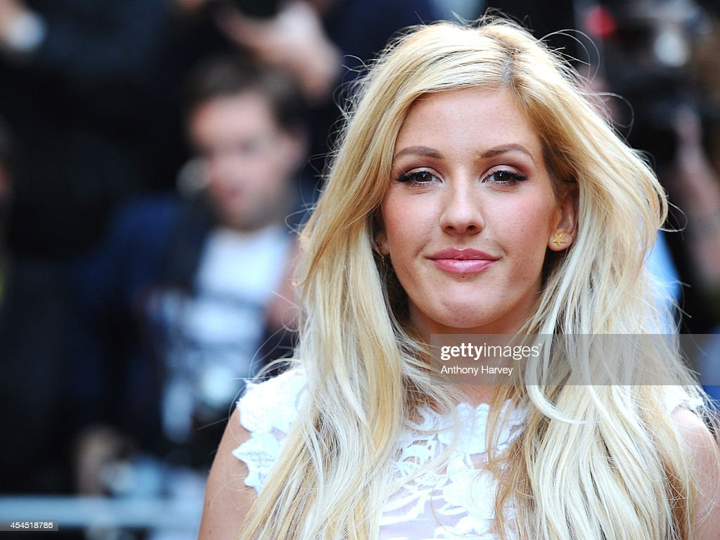 Ellie Goulding attends the GQ Men of the Year awards at The Royal Opera House on September 2, 2014 in London, England.