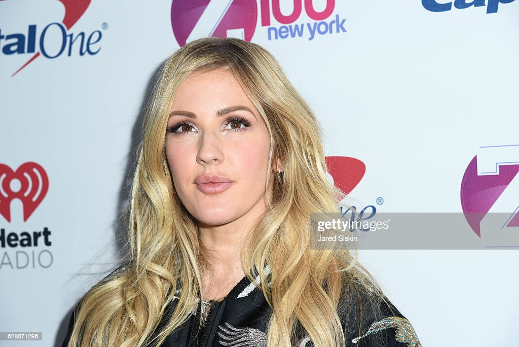 Z100s iHeartRadio Jingle Ball 2016 Arrivals Photos and Images