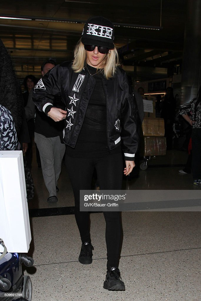 <a gi-track='captionPersonalityLinkClicked' href=/galleries/search?phrase=Ellie+Goulding&family=editorial&specificpeople=6389309 ng-click='$event.stopPropagation()'>Ellie Goulding</a> is seen at LAX on February 11, 2016 in Los Angeles, California.