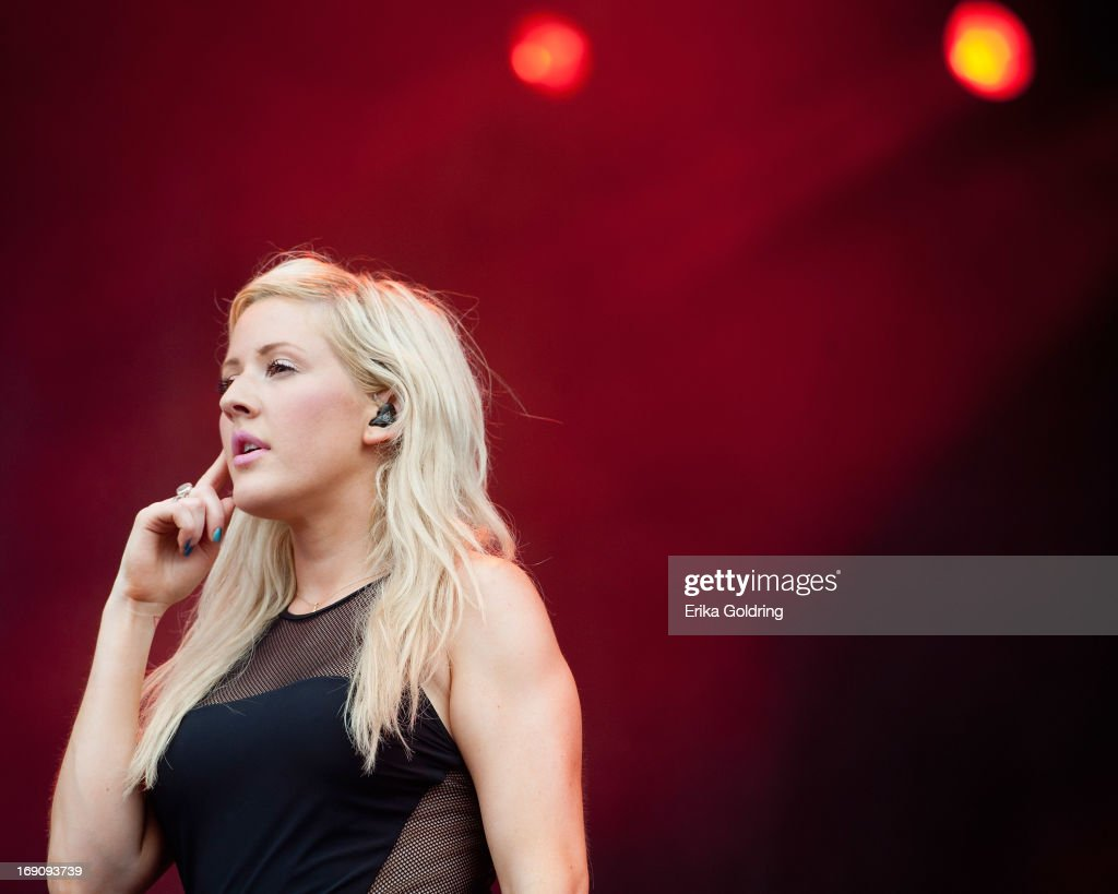 <a gi-track='captionPersonalityLinkClicked' href=/galleries/search?phrase=Ellie+Goulding&family=editorial&specificpeople=6389309 ng-click='$event.stopPropagation()'>Ellie Goulding</a> performs during the 2013 Hangout Music Festival on May 19, 2013 in Gulf Shores, Alabama.
