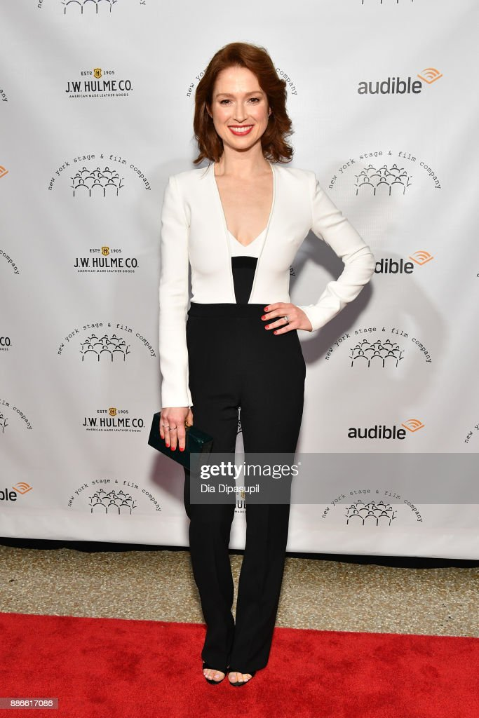 Ellie Kemper attends the 2017 New York Stage & Film Winter Gala at Pier Sixty at Chelsea Piers on December 5, 2017 in New York City.