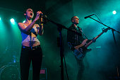 Wolf Alice Perform At The Venue Derby