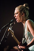 DEU: Wolf Alice Perform In Berlin