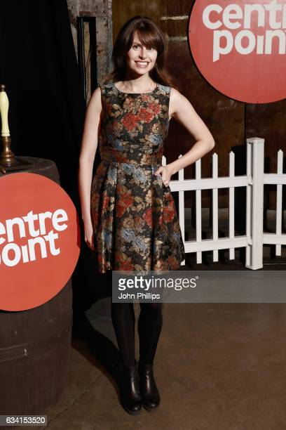 Ellie Taylor attends Centrepoint's Ultimate Pub Quiz on February 7 2017 in London United Kingdom