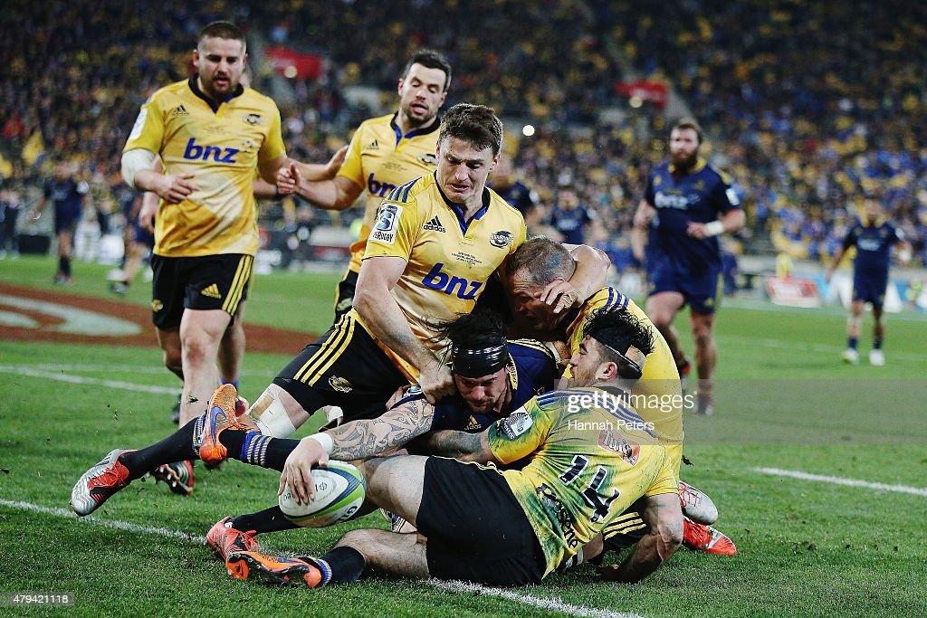 Super Rugby Final - Hurricanes v Highlanders