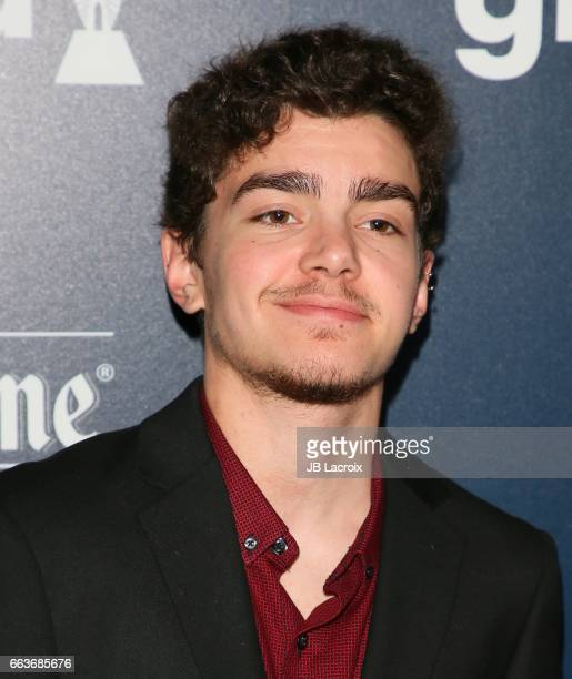 Elliot Fletcher attends the 28th Annual GLAAD Media Awards on April 01 2017 in Beverly Hills California