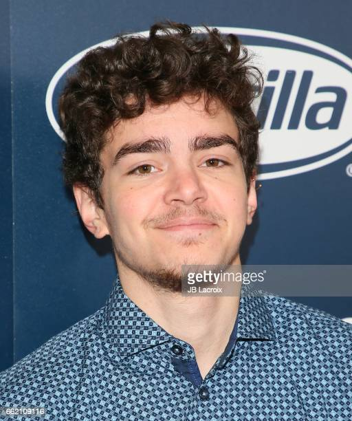 Elliot Fletcher attends the Inaugural GLAAD Rising Stars Luncheon at the Beverly Hilton Hotel on March 31 2017 in Beverly Hills California