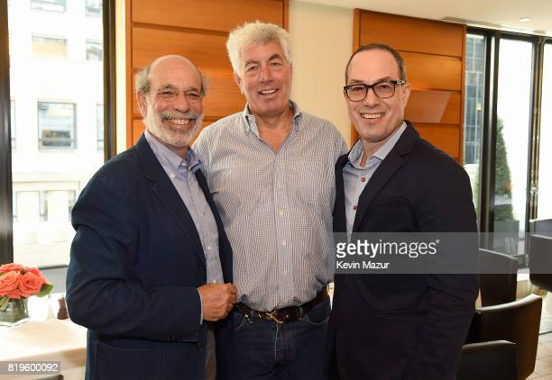 Elliot Groffman Coran Capshaw founder of Red Light Management Will Botwin President and CEO Red Light Management attend City of Hope's The New York...