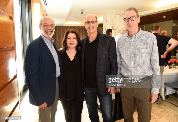 Elliot Groffman Michele Anthony Executive Vice President of Universal Music Group Bruce Resnikoff CEO of Universal Music Enterprises and Larry Vallon...