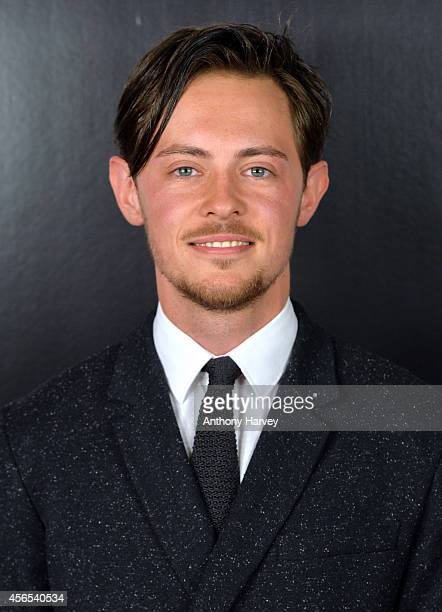 Elliot Langridge attends the UK Gala screening of 'Northern Soul' at Curzon Soho on October 2 2014 in London England